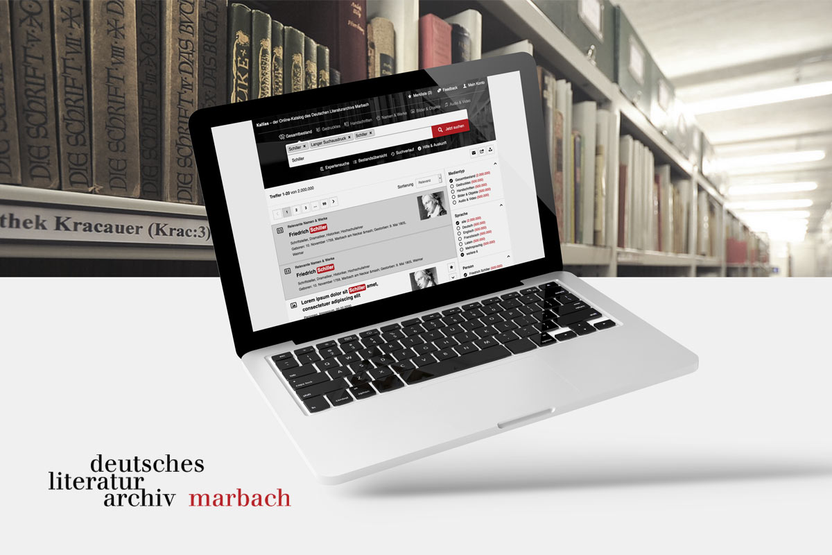 Deutsches Literaturarchiv Marbach